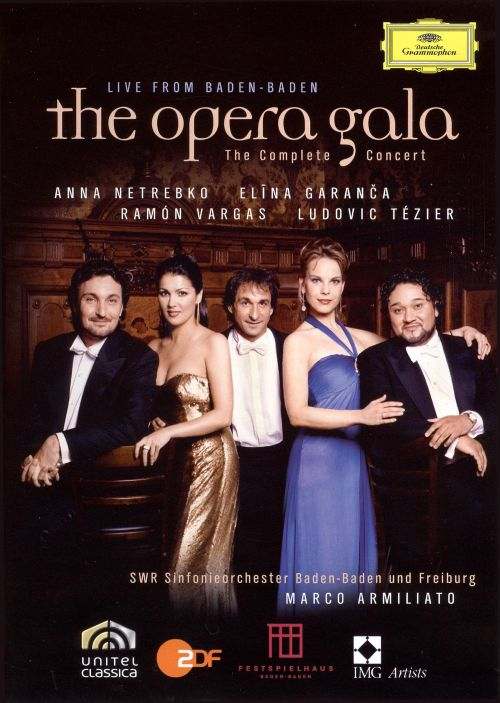The Opera Gala: The Complete Concert [DVD Video]