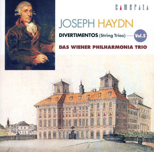 Haydn: Divertimentos (String Trios), Vol. 5