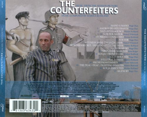 The Counterfeiters [Music from the Motion Picture]