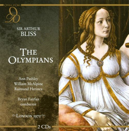 Bliss: The Olympians