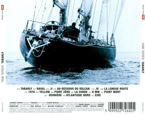 Tabarly [Soundtrack]