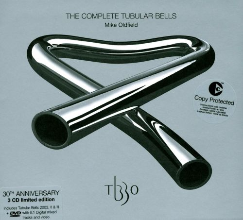 The Complete Tubular Bells - Mike Oldfield | Songs, Reviews ...