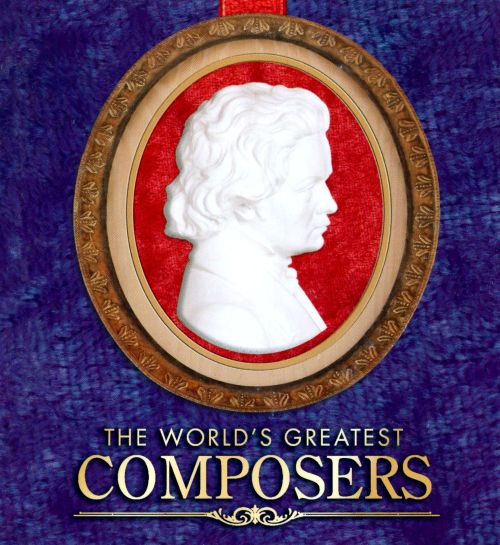 the world u0026 39 s greatest composers  collector u0026 39 s edition music