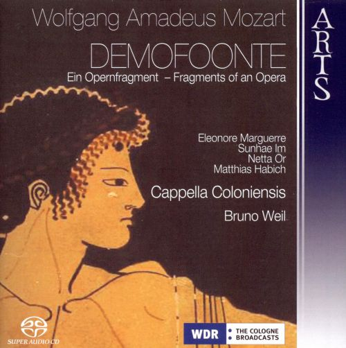 Mozart: Demofoonte (Fragments of an Opera)