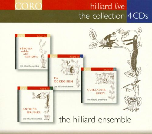 Hilliard Live: The Collection
