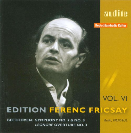 Beethoven: Symphonies Nos. 7 & 8; Lenore Overture No. 3