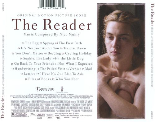 The Reader [Original Motion Picture Score]