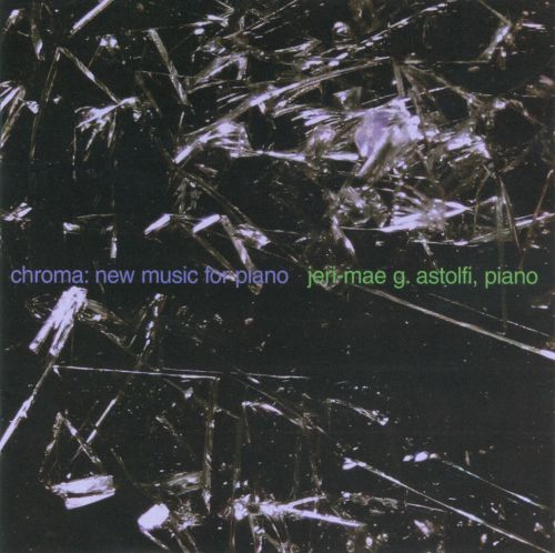 Chroma: New Music for Piano