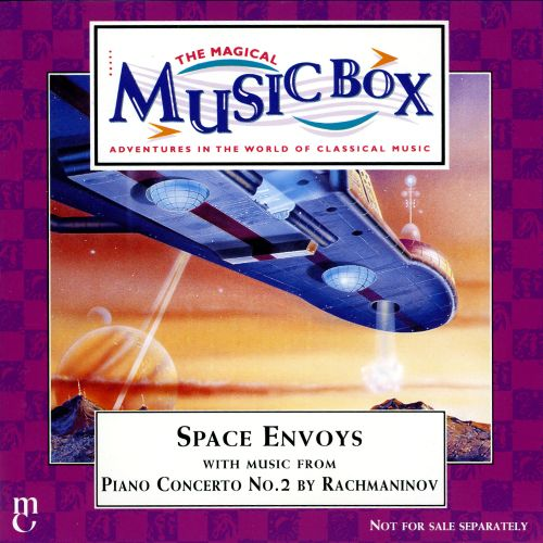 Space Envoys with music from Piano Concerto No. 2 by Rachmaninov