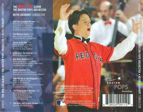 The Red Sox Album