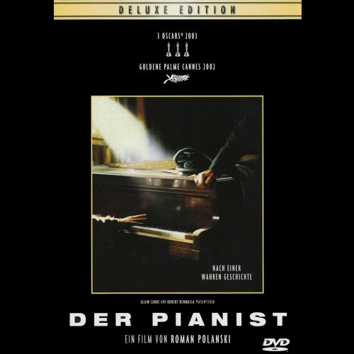 Der Pianist [CD Included with DVD]