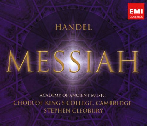 Handel: Messiah [2009 Recording]