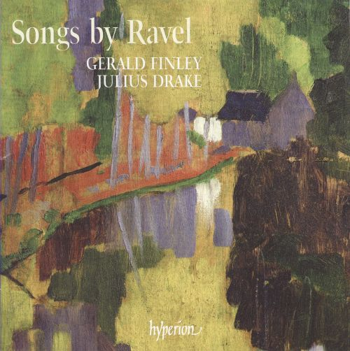 Songs by Ravel