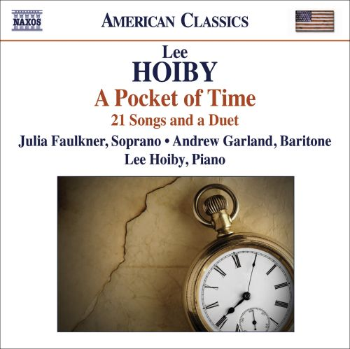 Lee Hoiby:A Pocket of Time