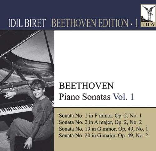 Beethoven: Piano Sonatas, Vol. 1
