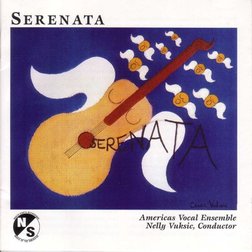 Serenata: Vocal Music from the Americas