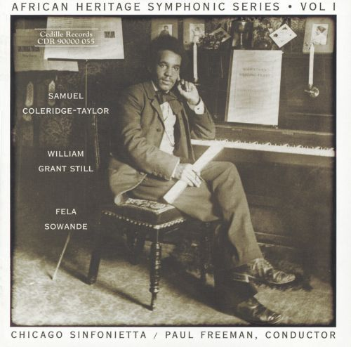 African Heritage Symphonic Series, Vol. 1
