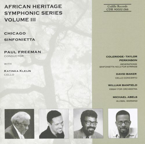 African Heritage Symphonic Series, Vol. 3