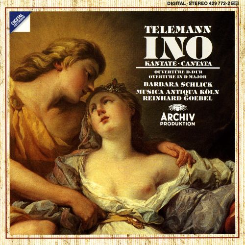 """Telemann: """"Ino"""" Cantata & Orchestral Suite in D major"""