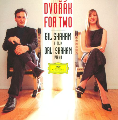 Dvorák For Two: Works for Violin & Piano