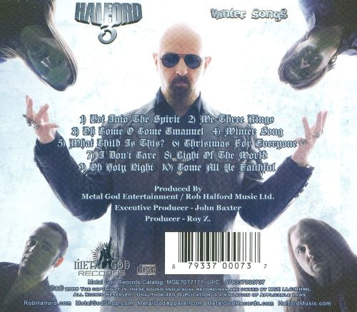 Halford III: Winter Songs