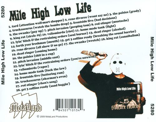 Mile High Low Life
