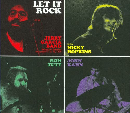 Let It Rock: The Jerry Garcia Collection, Vol. 2