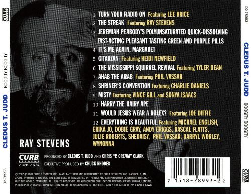 Boogity Boogity: A Tribute to the Comic Genius of Ray Stevens