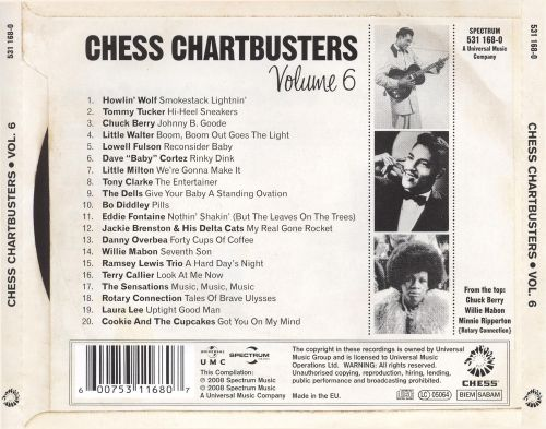 Chess Chartbusters, Vol. 6
