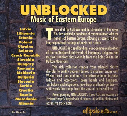 Unblocked the music of eastern europe various artists songs