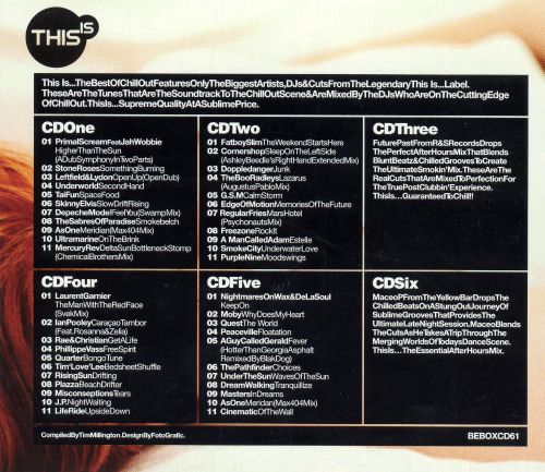 This Is the Best of Chillout [Box Set]