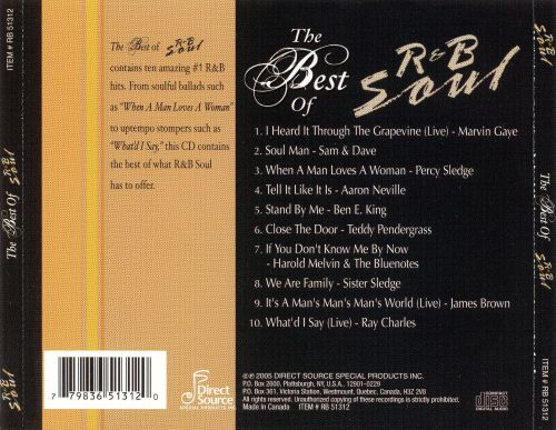 The Best of R&B Soul