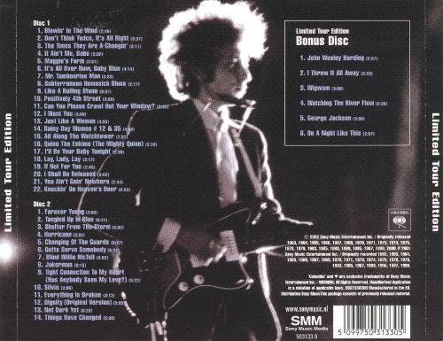 The The Essential Bob Dylan [Limited Tour Edition]