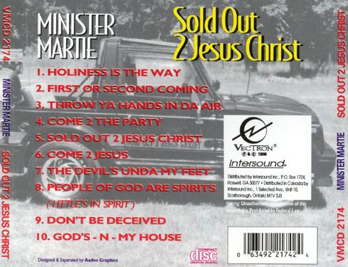 Sold out 2 Jesus Christ