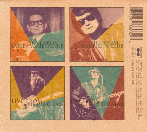 Roy Orbison: Authorized Bootleg Collection