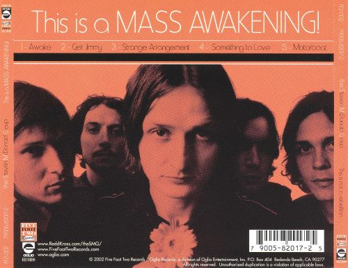 This Is Not a Rebellion...This Is a Mass Awakening!