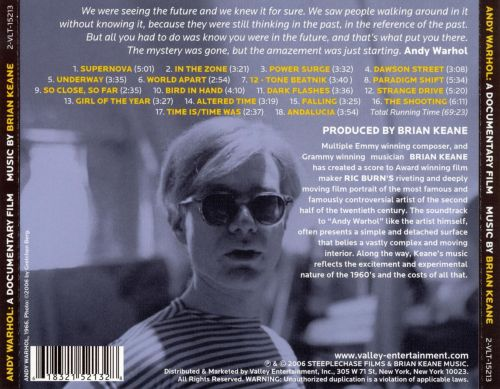 Andy Warhol: A Documentary