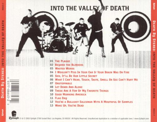 Into the Valley of the Death