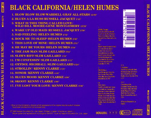 Black California, Vol. 2