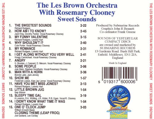 Sweetest Sounds