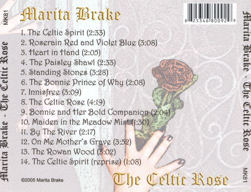 The Celtic Rose