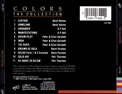 Colors - the Collection