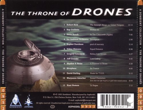 The Throne of Drones