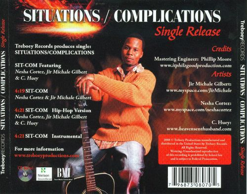 Situations/Complications