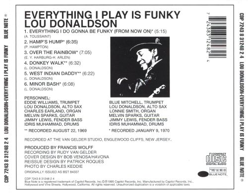 Everything I Play Is Funky