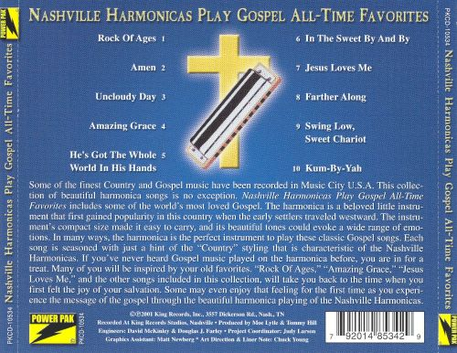 Play Gospel All-Time Favorites