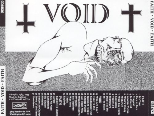 The Faith/Void [Split]