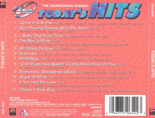 Today's Hits: #1 Hits