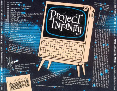 Project Infinity