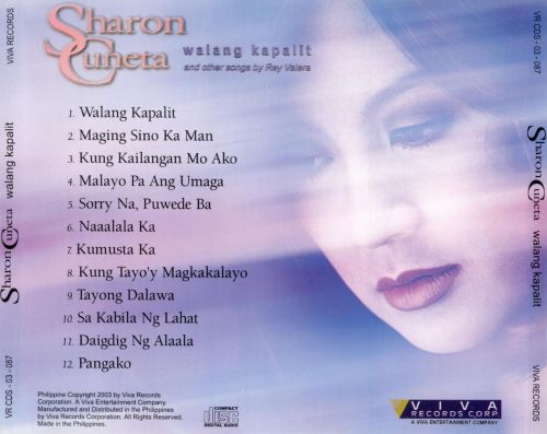 Walang Kapalit, And Other Songs by Rey Valera